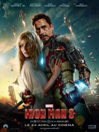 Iron man 3 Pepper and Tony