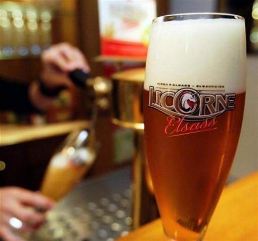 Bière Licorne