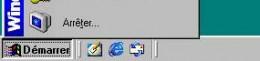 Windows Millenium Menu Démarrer