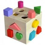 Montessori-game-Baby-educational-toys-children-old-thirteen-hole-intelligence-box-shape-building-block-toy-gift